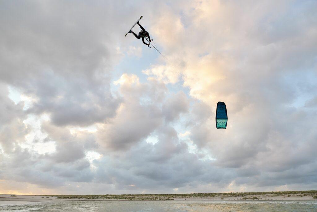 Kitesurfers door de lens van natuurfotograaf Chris König