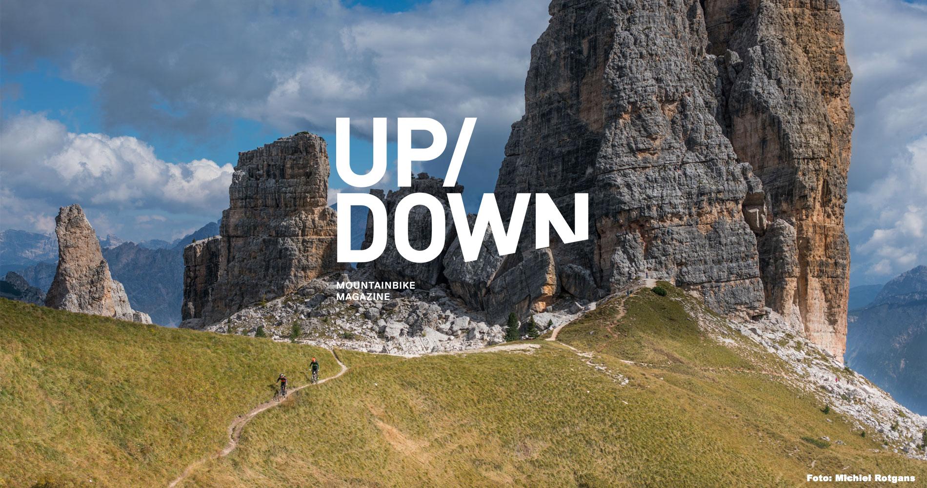 UpDown Mountainbike Magazine Ridersguide