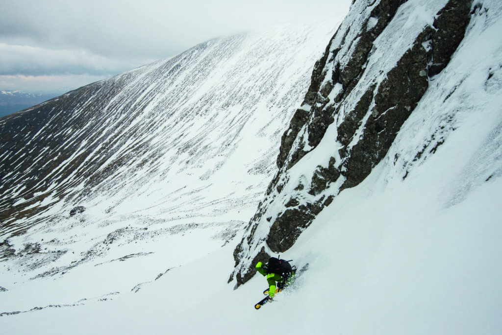 Skiën in Schotland