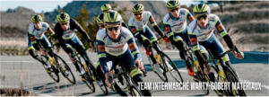 Bryton Sponsors UCI World Team Intermarché-Wanty-Gobert Matériaux