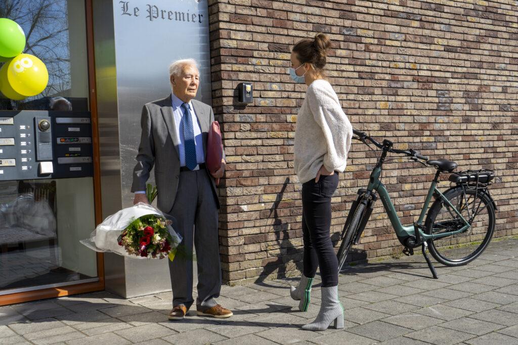 Gerrit 100 jaar