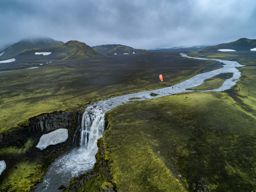 THE LAST LINE ICELAND