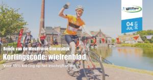 Westfriese Omringdijk ronde