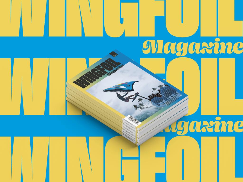 Wingfoil magazine abonnement