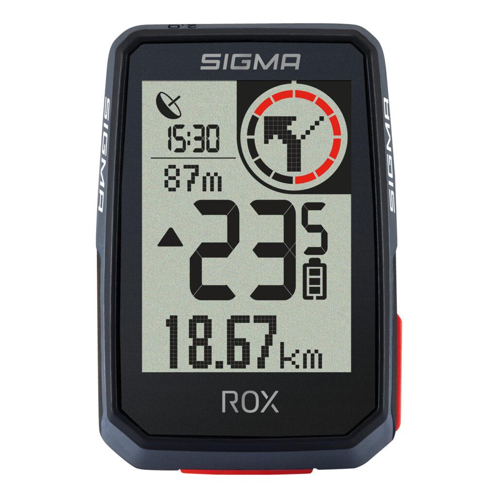 Sigma Rox Evo 4.0