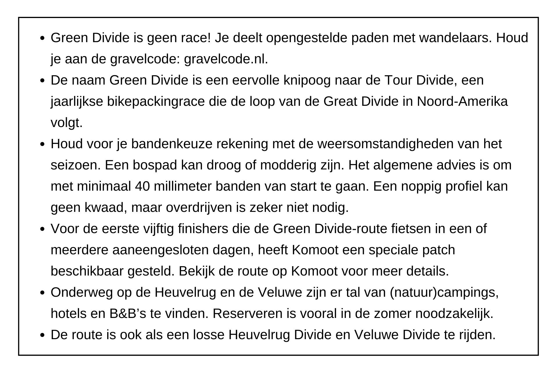 Kader Green Divide