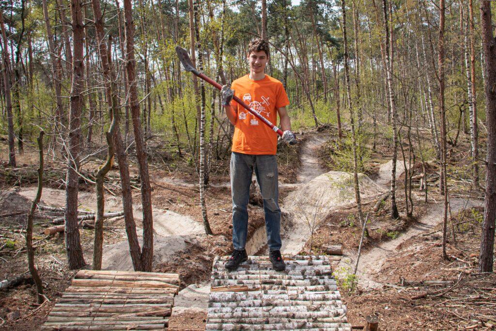 Parcours builder Daan