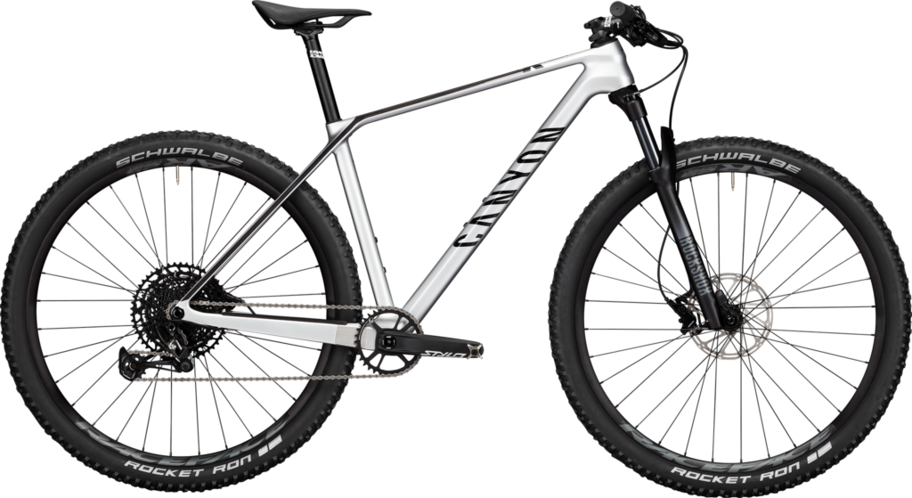Canyon Exceed CF 6